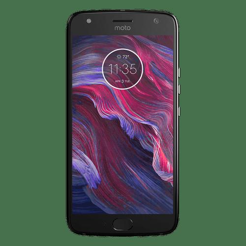 Motorola Moto X4 Preto Frente