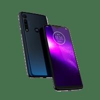 Motorolaone_Macro_foto_produto_frente_e_verso_azul_espacial